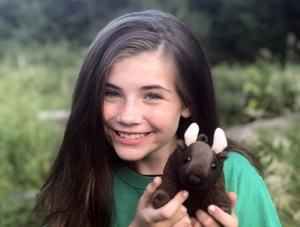11-year-old Bellevue girl serves as National Parks Trust ambassador