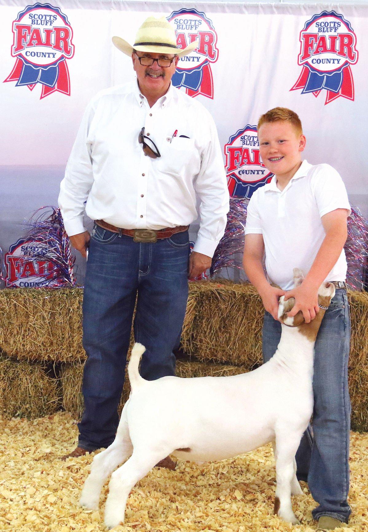 PHOTOS: Scotts Bluff County Fair Livestock Sale 8-18