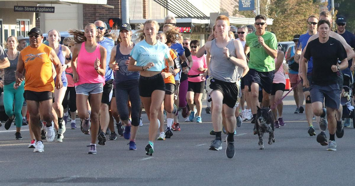 Photos: Don Childs Memorial Run 2019