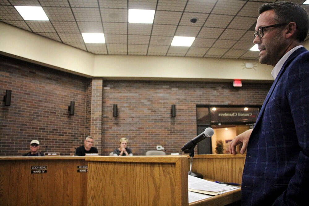 Gering Planning Commission approves racetrack, casino application