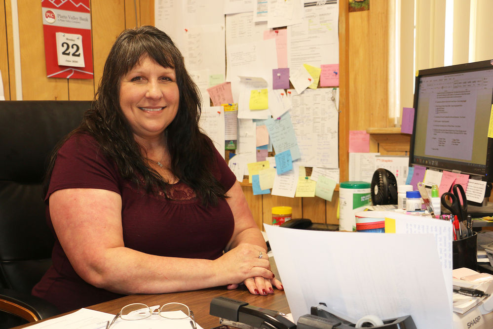 Longtime Morrill clerk tackling dual roles, taking on position in Henry