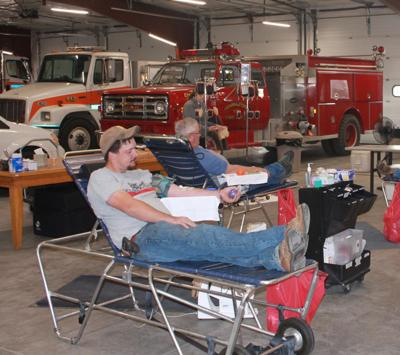 Fourth Hemingford Blood Drive a Success