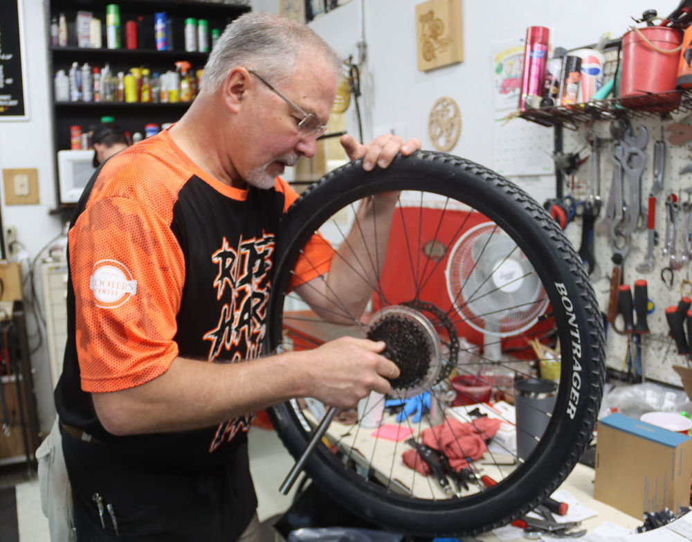 Bike sales spinning crazy during pandemic