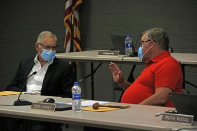SBPS debates TeamMates SBPS mentorship program debated, approved