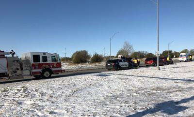 Police investigating injury collision on Highway 26