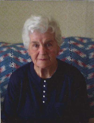 Anna Marie (Pramstaller) Schneider
