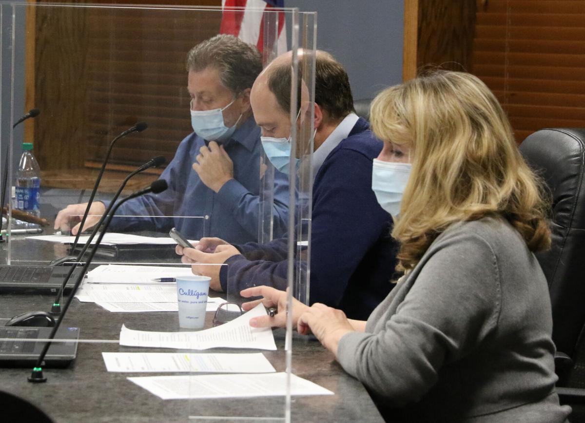 City Council masks