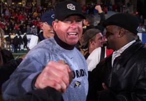 Ex-Colorado coach Gary Barnett expects enthusiasm to return to Boulder when Huskers come to visit