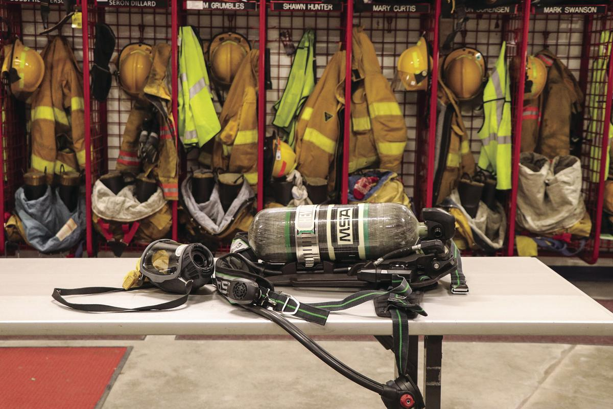 HEMINGFORD HEROES: Firefighters and Emergency Medical Tehncicians