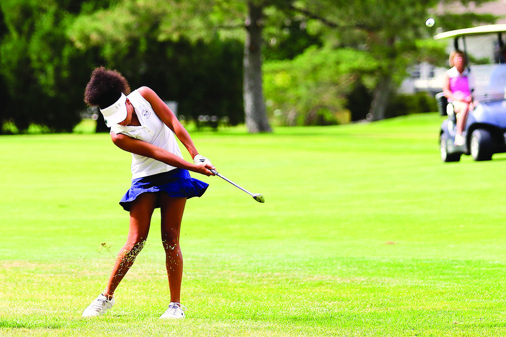 Six Panhandle golfers finish round one in top 20 of girls championship