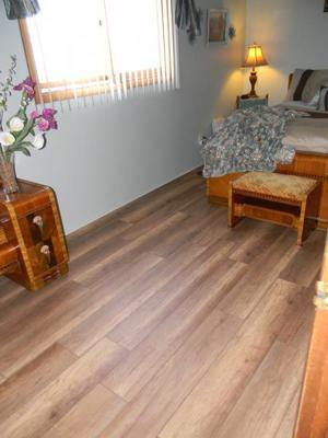 A & R Wood & Tile Installations | Bedroom View 1