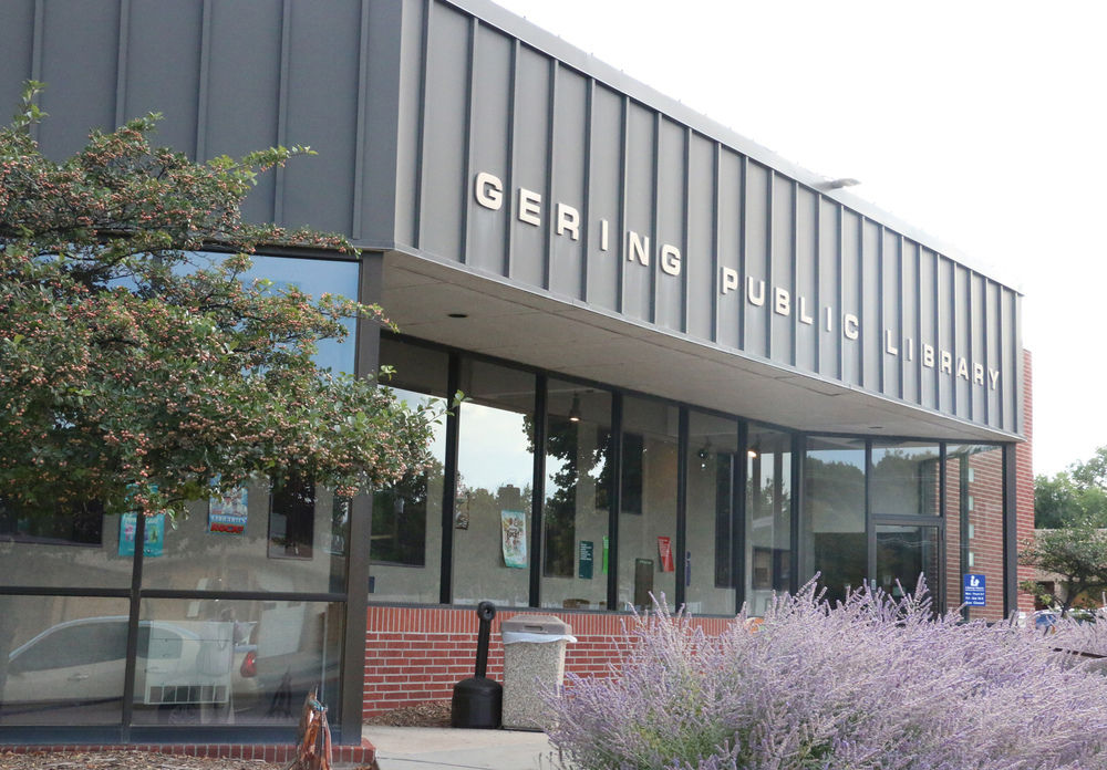 Gering library foundation wants to designate a site for new library