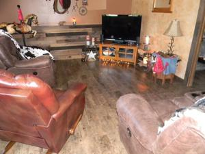 A & R Wood & Tile Installations | Living Room View 1