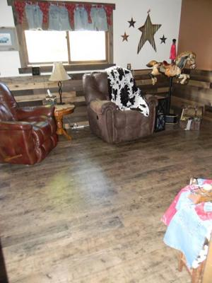 A & R Wood & Tile Installations | Living Room View 2