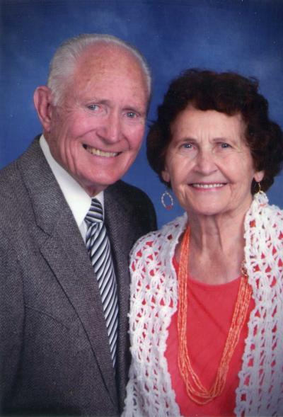 Gerald and Betty Parriott