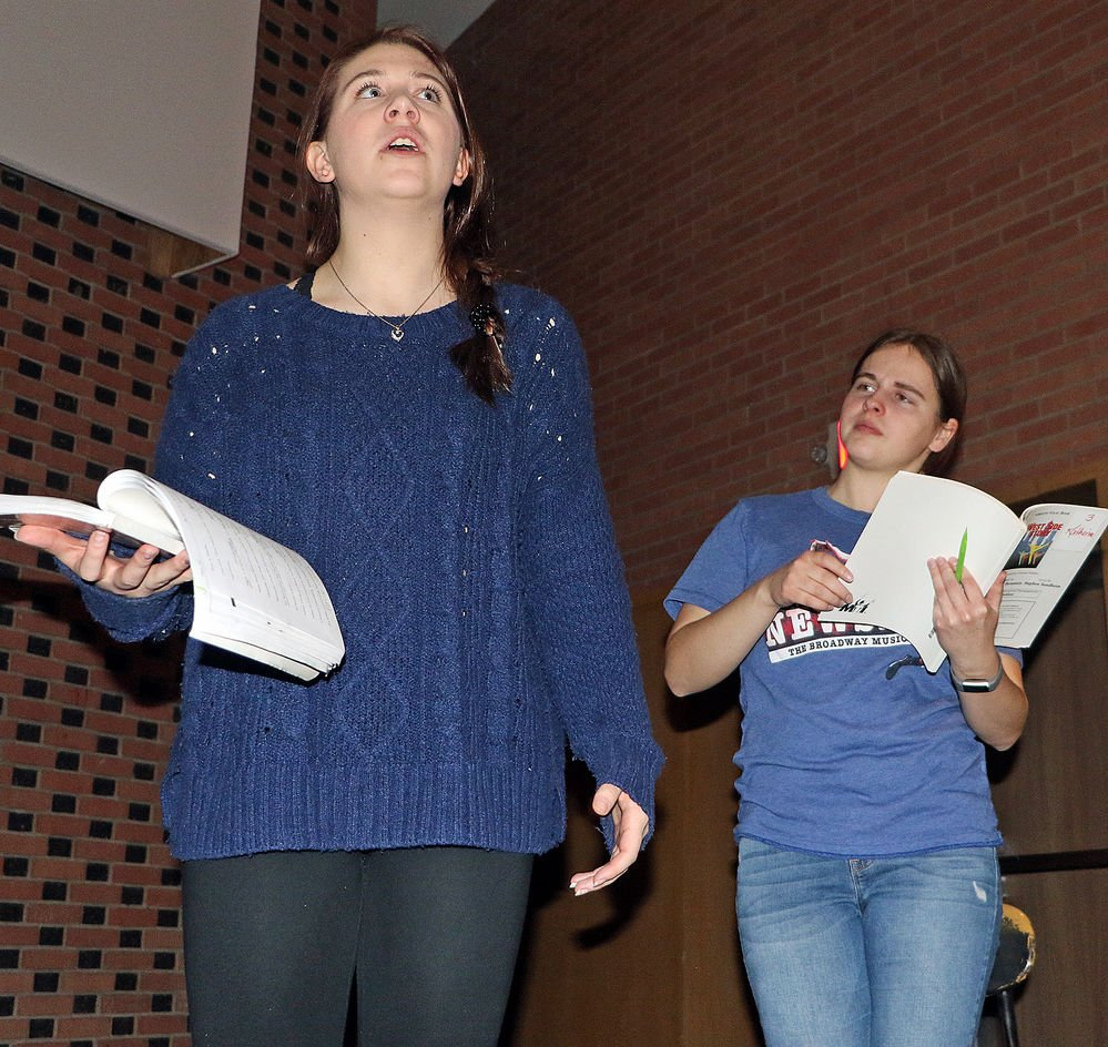Seniors turn to memories of rehearsals as musical canceled