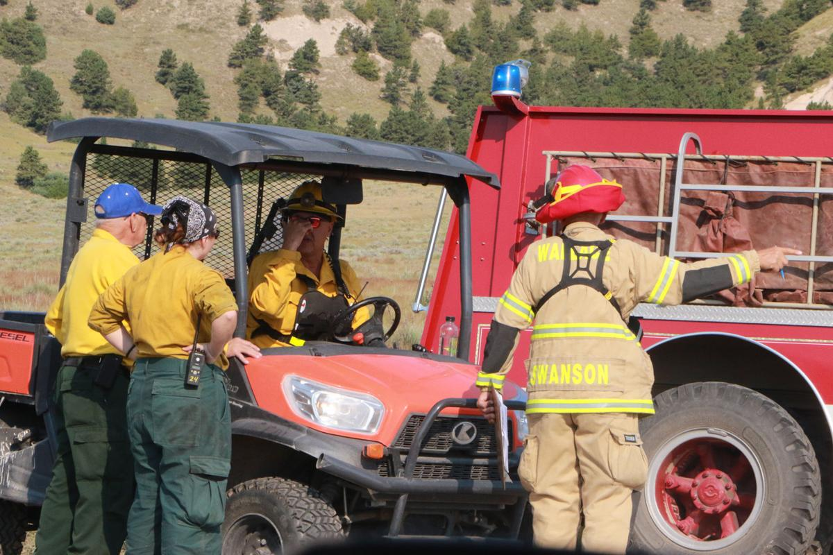 PHOTOS: Western Nebraska Fire Academy at Cedar Canyon