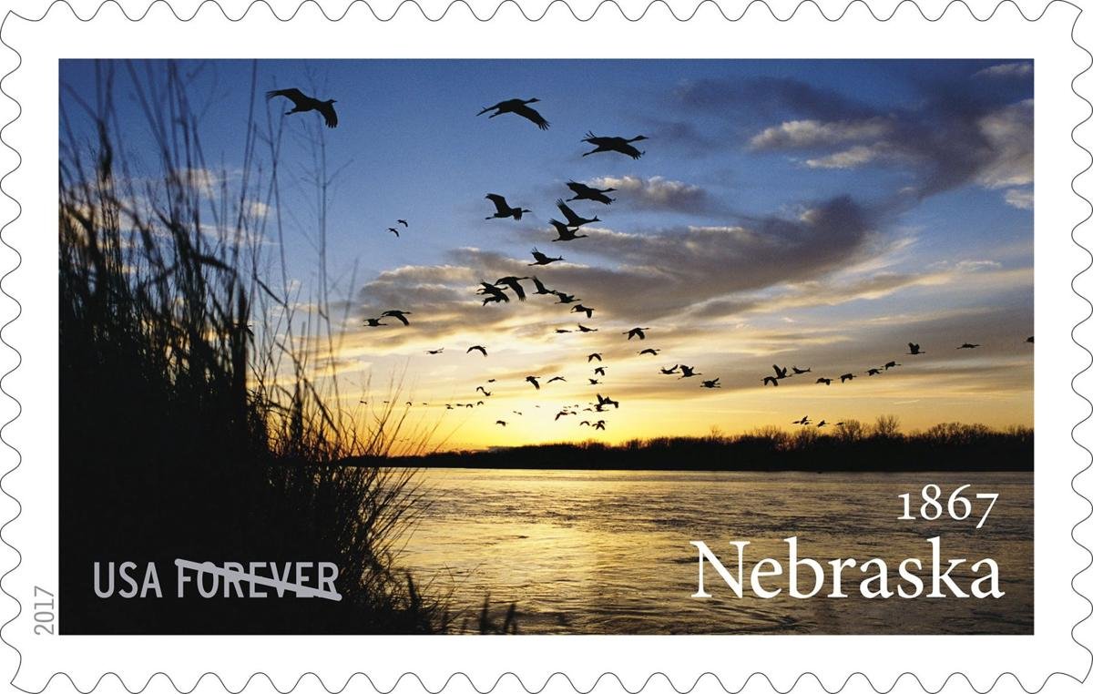 Postal Service Introduces Nebraska Statehood Forever Stamp