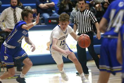 Gering boys take North Platte to the final buzzer falling 76-75