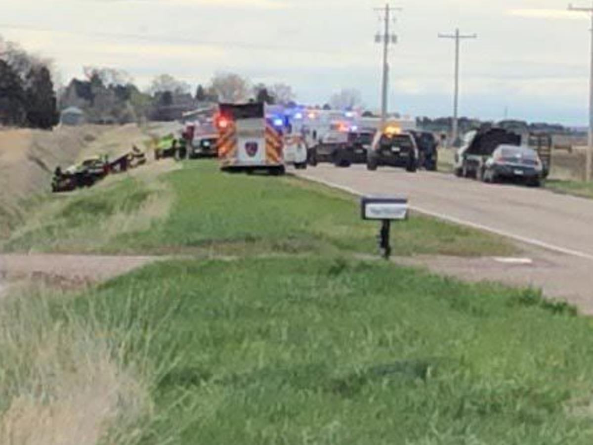 Killed In Collision East Of Scottsbluff