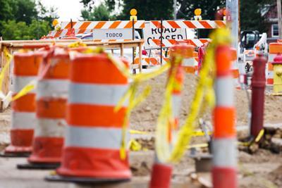 Road construction teaser