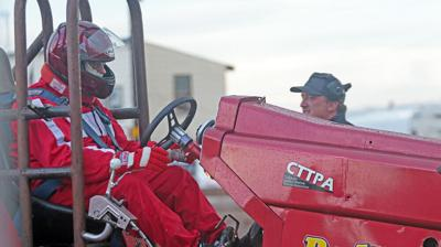 Trucks and tractors compete at Scotts Bluff County Fair