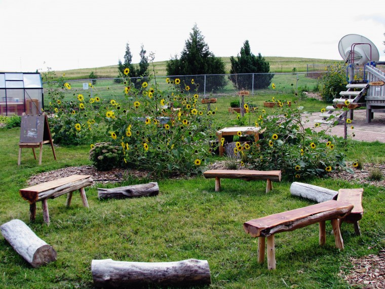 Marvelous Outdoor Classroom Connects Children With Nature Local News Uwap Interior Chair Design Uwaporg