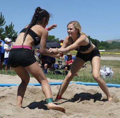 Oregon Trail Days Sand Scuffle results