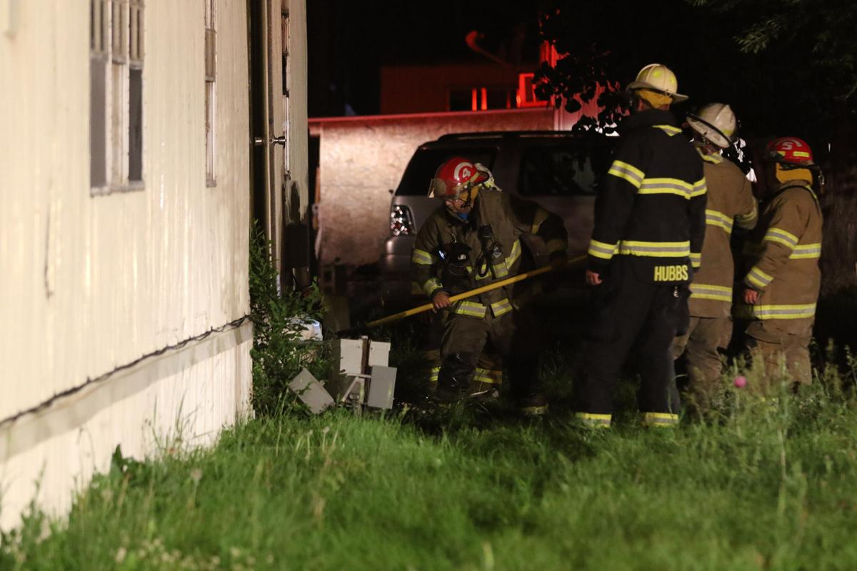 Fire departments respond to Terrytown fire