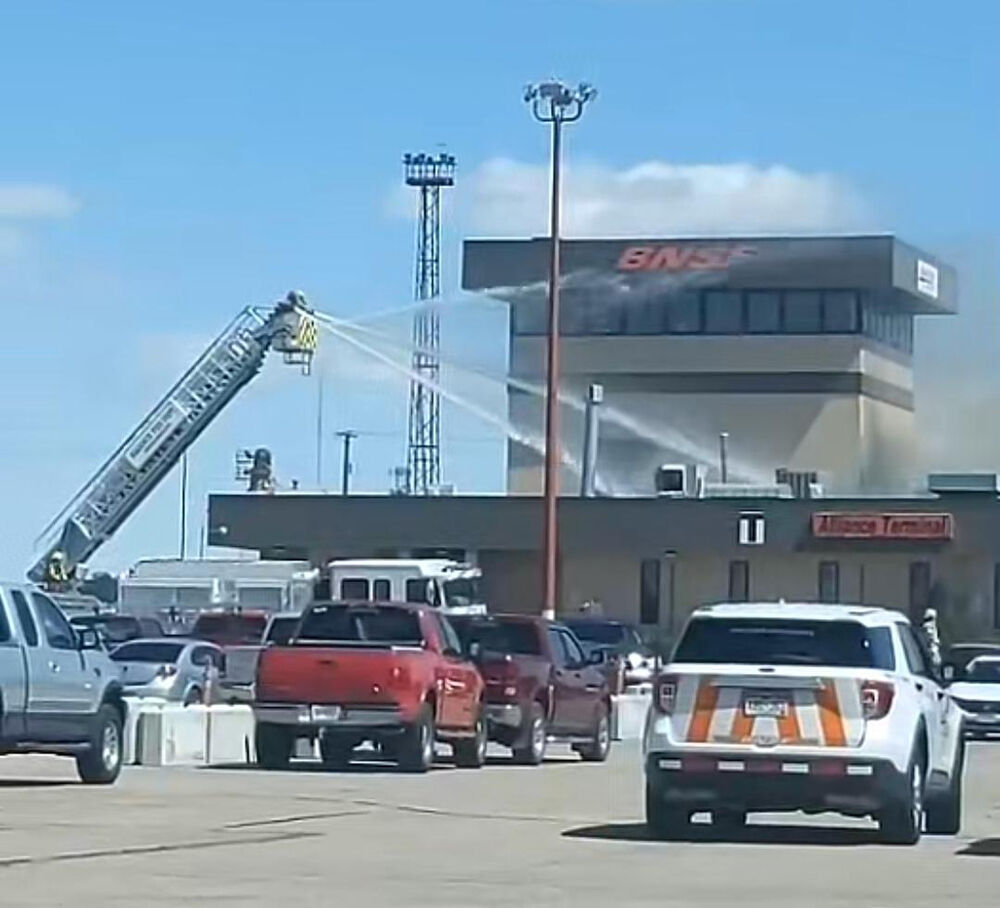 Fire causes millions in damage to BNSF facility