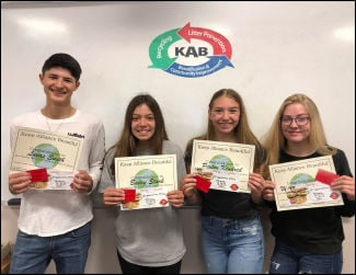 AMS Group Wins KAB Video Contest