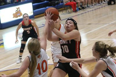 Sidney tops Mitchell girls, Scottsbluff tops Alliance in Western Conference Tournament