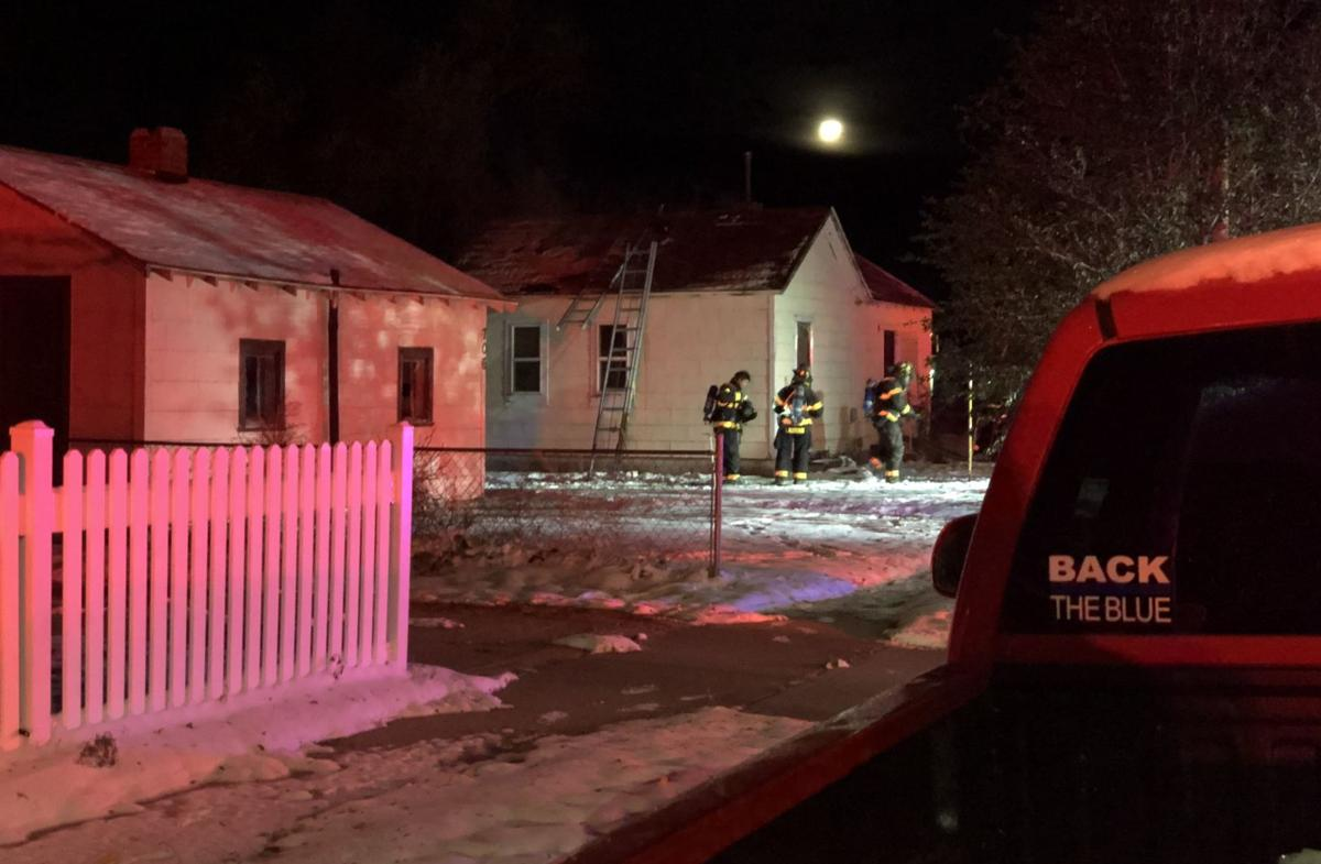 Scottsbluff man displaced as a result of early morning house fire