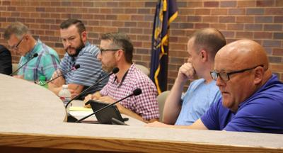 Council approves final three budget ordinances