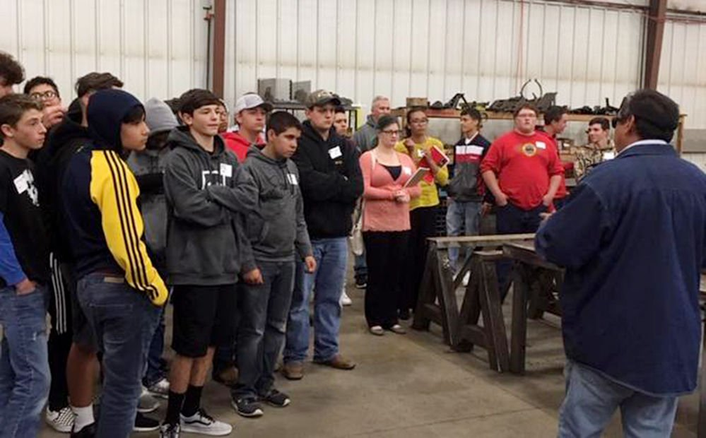 Successful Manufacturing Day Partners Local Businesses and Area Students