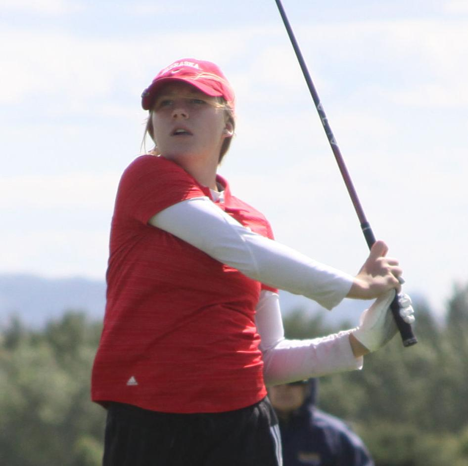 Photos: Western Conference Girls Golf at Mitchell