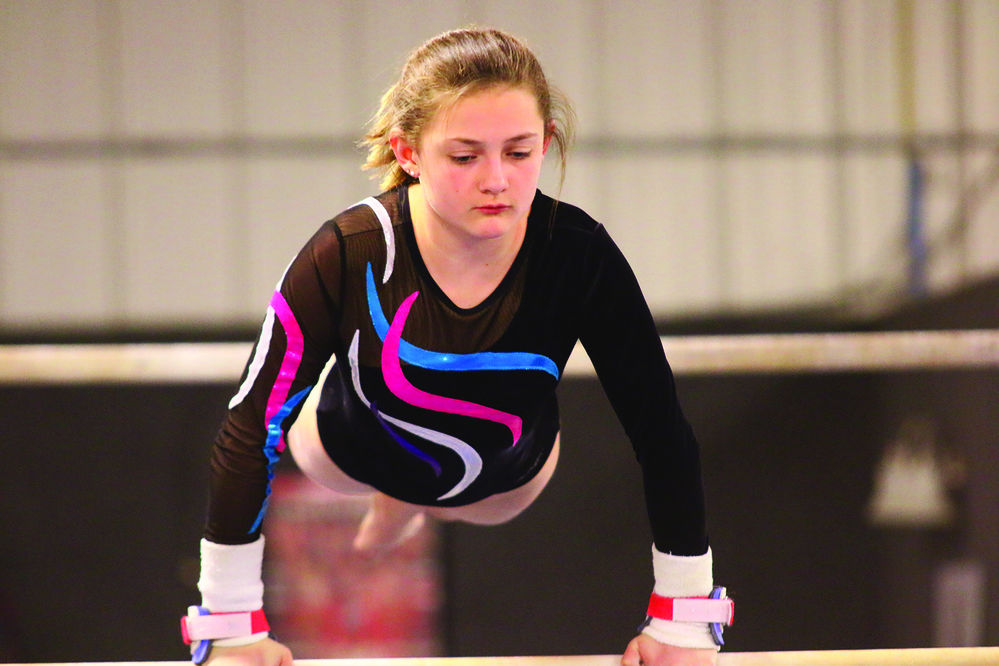 Four gymnasts to compete at Simone Biles International Invitational