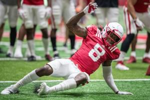 Husker notes: Quarterbacks make interceptions hard to come by; Who's a harder hitter?