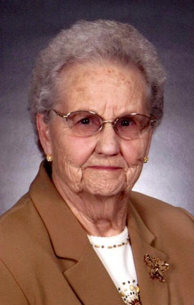 Mildred Inez Adams