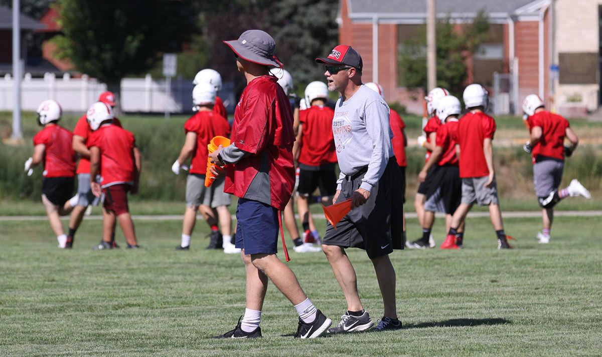 Photos: Scottsbluff High School Football Practice