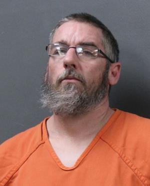 Scottsbluff man arrested, accused of burglarizing Mitchell home and threatening man