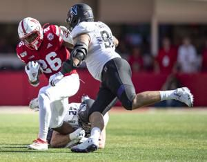 Husker notes: Despite improvement, Dedrick Mills is waiting for Nebraska's offense to 'click'