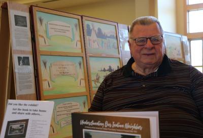 Legacy of the Plains art exhibit recalls Native American life