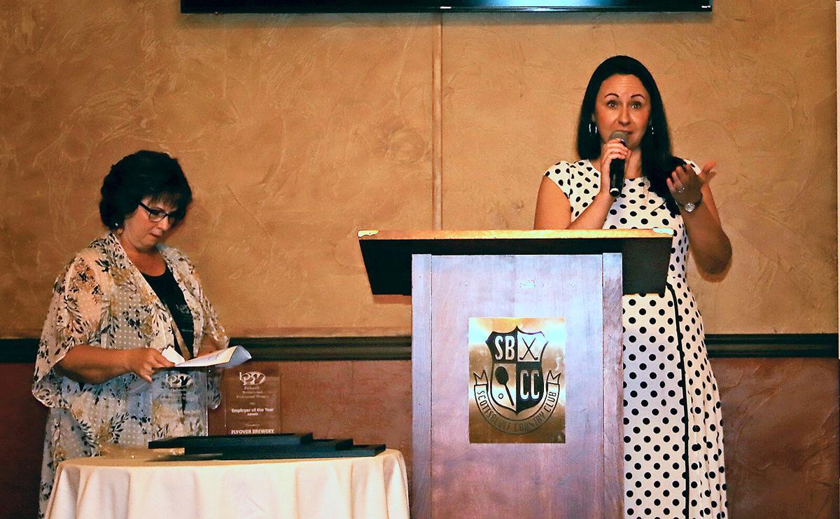 Panhandle BPW lauds women for accomplishments