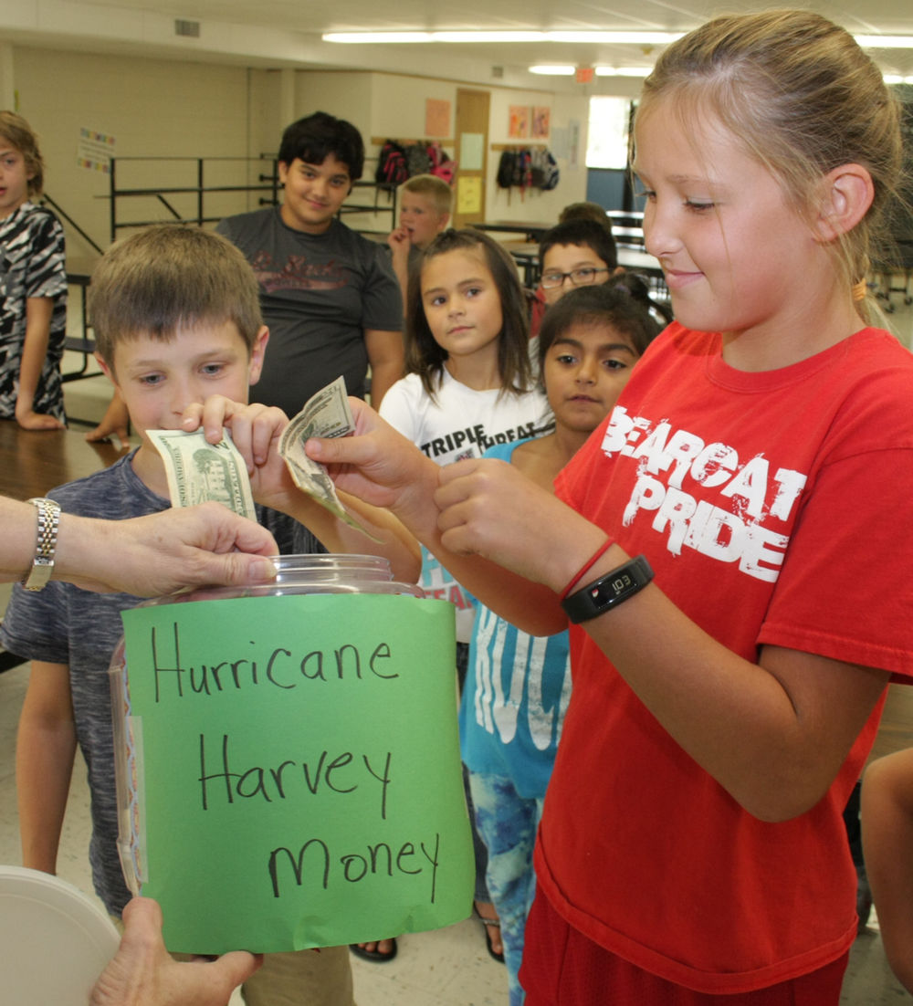 Westmoor students raising funds for Kelso Elementary