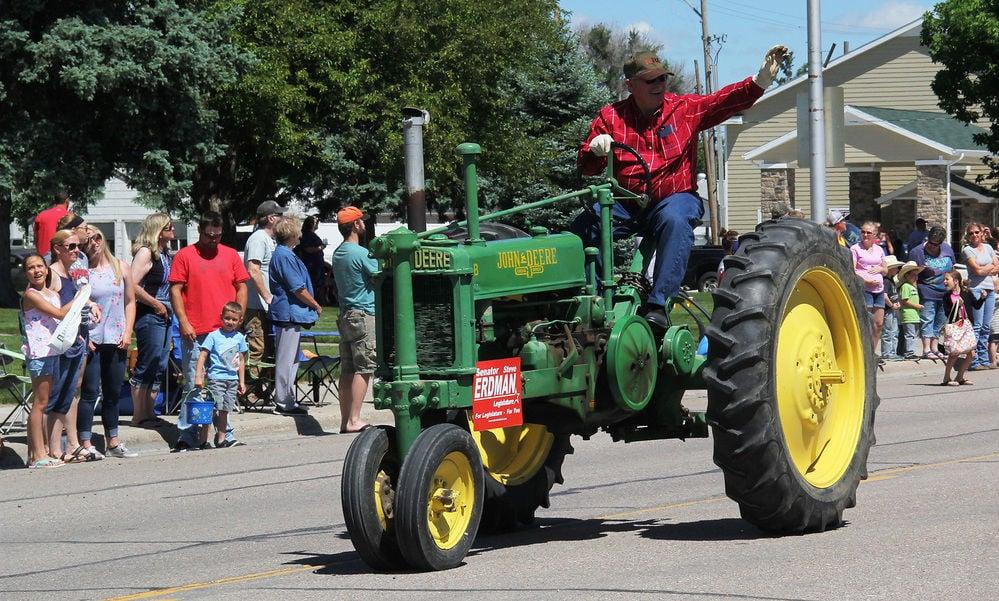 Bridgeport community hosts 'Big and Famous' Camp Clarke Days