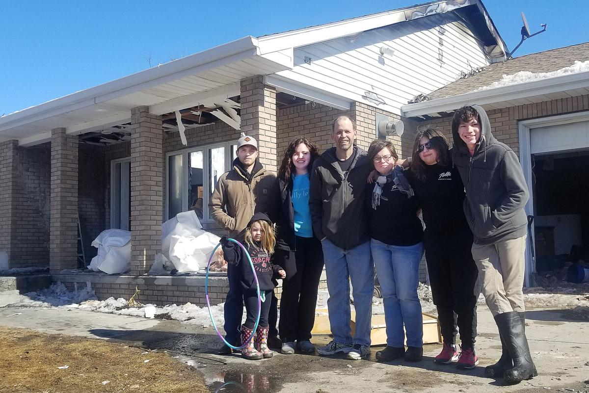Hemingford family recovering from fire loss