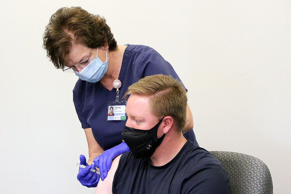Students 'get the jab' at WNCC
