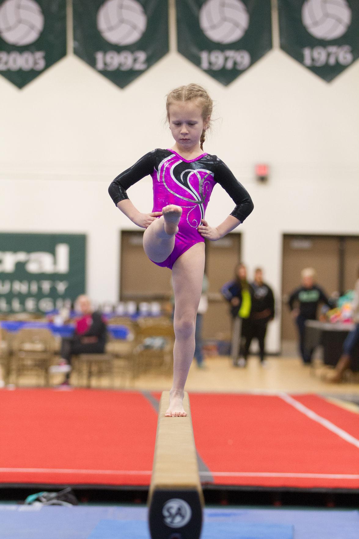 gymnasts find balance