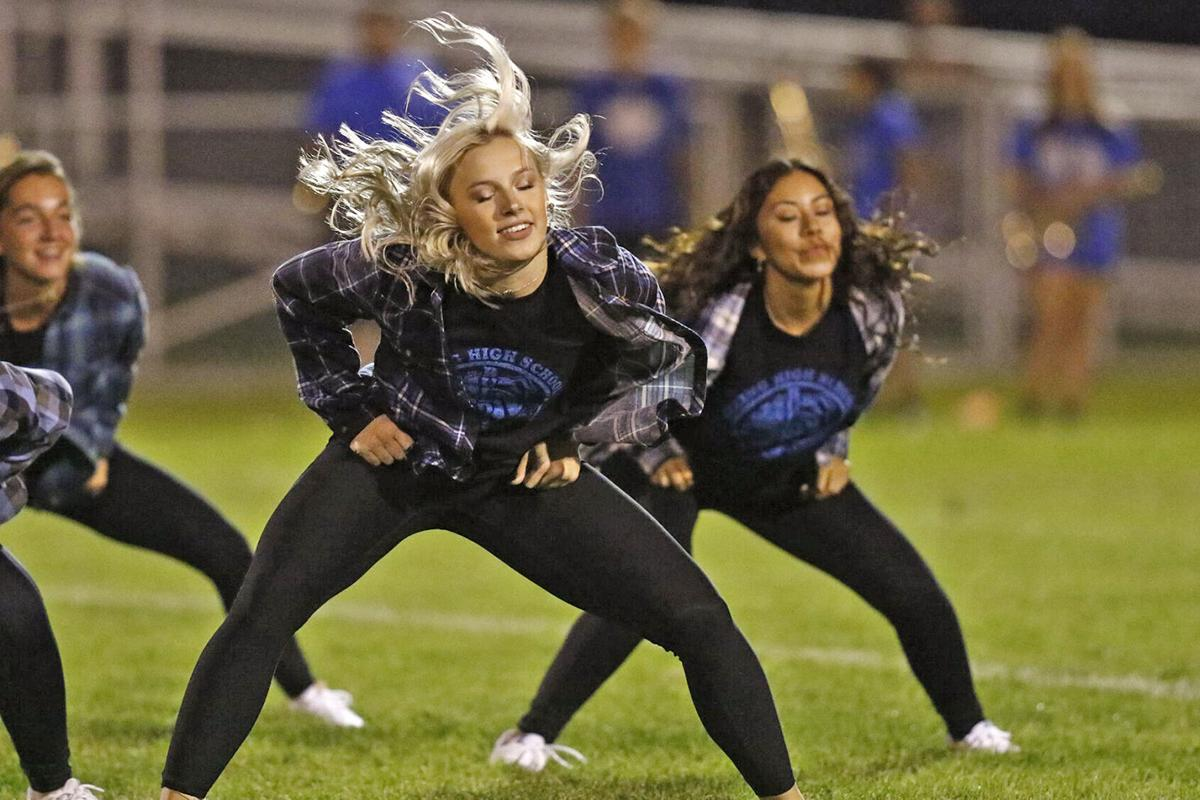 Panhandle schools do well at state cheer and dance championships